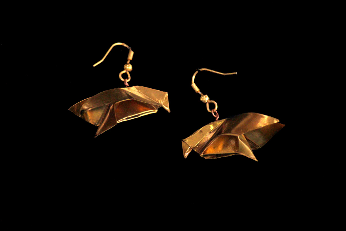 Dove (Bird earrings)